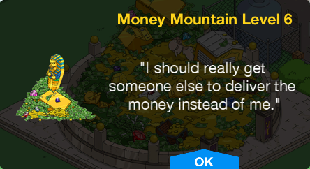 Tapped Out Money Mountain Level 6.png