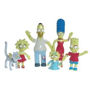 Bendables Zombie Simpson family.jpg