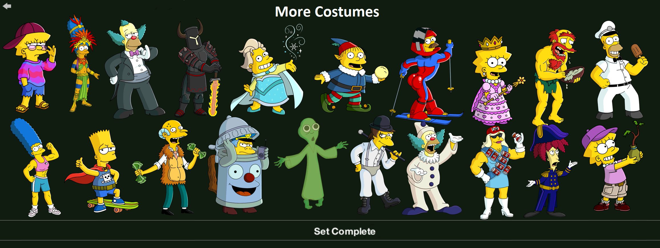 TSTO More Costumes.png