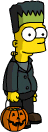 Tapped Out Bart Trick-or-Treating Costume.png