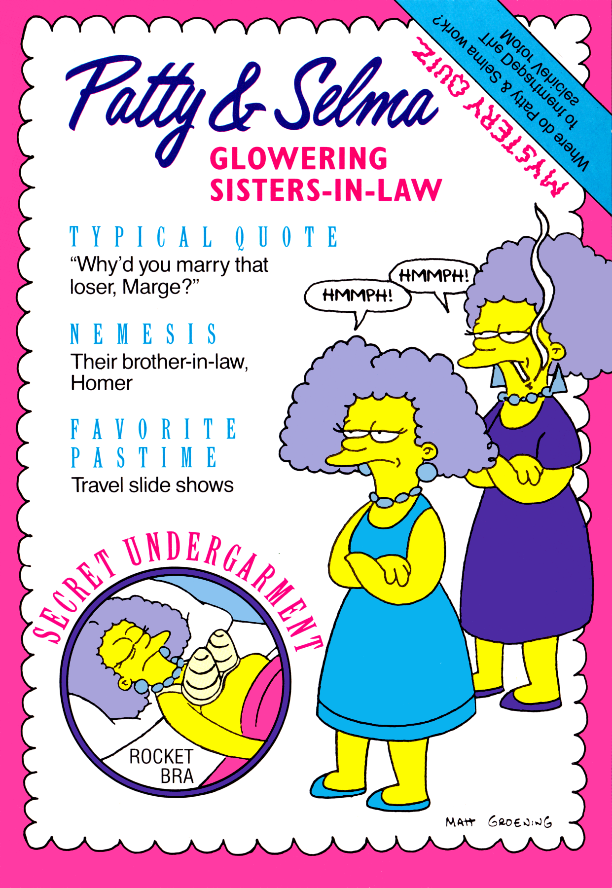 Postcard 1990-Patty and Selma.png