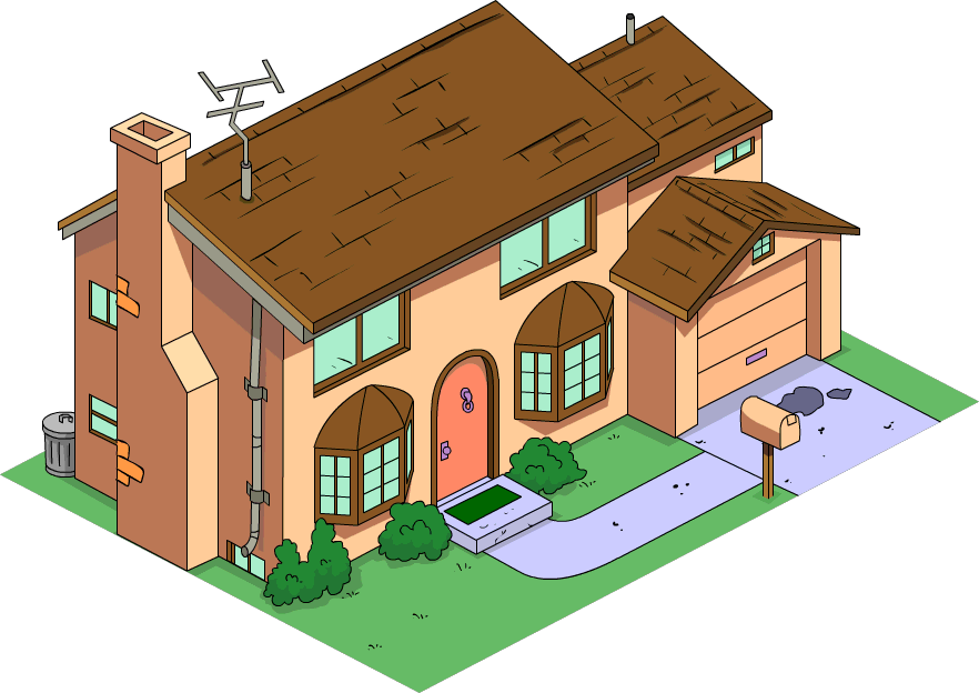 Simpson House Tapped Out.png