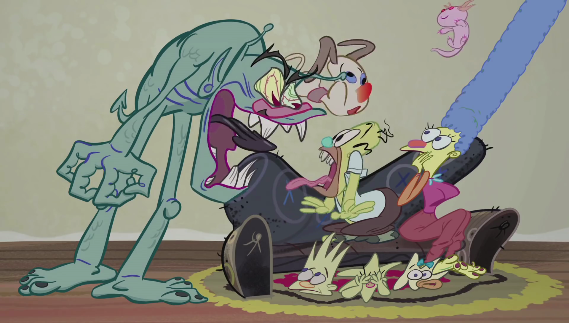 Treehouse of Horror XXVI Couch Gag.png