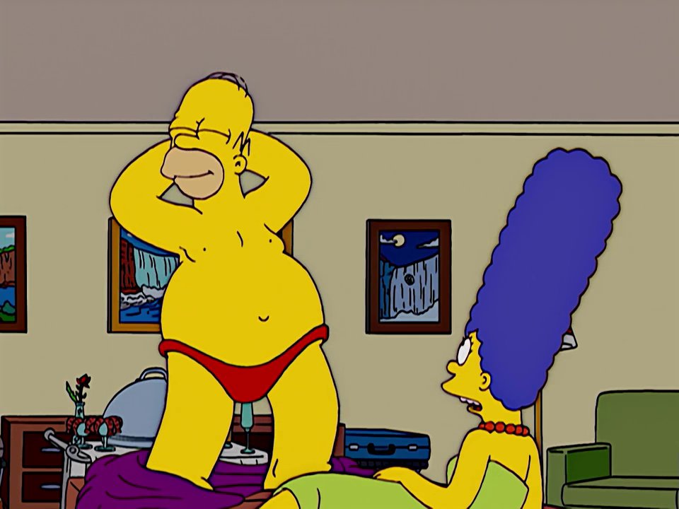 File:Homer failing to entertain Marge.png
