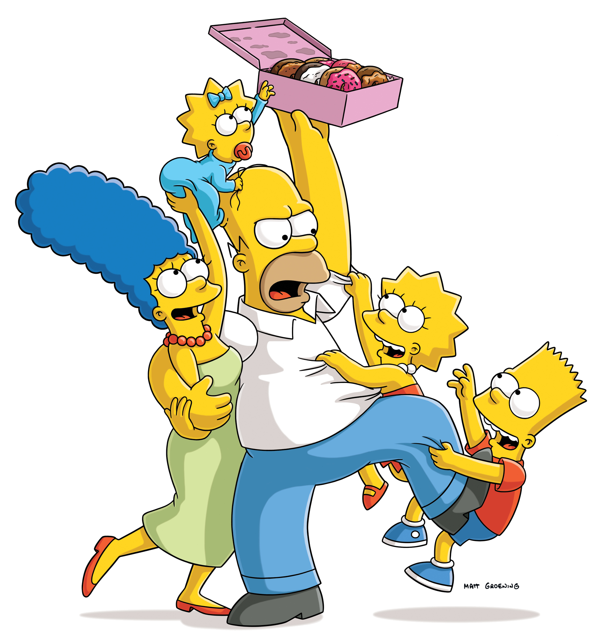 the simpsons the family and its