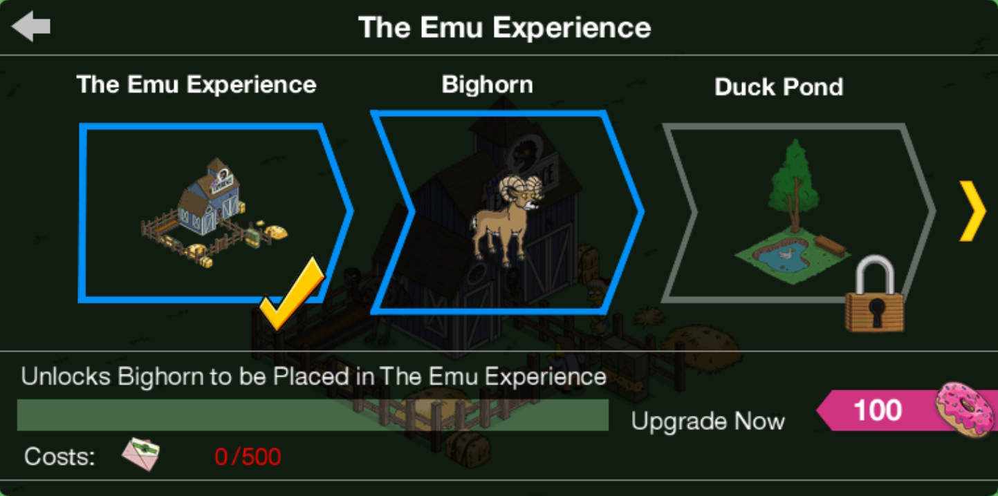 The Emu Experience Crafting Screen.png