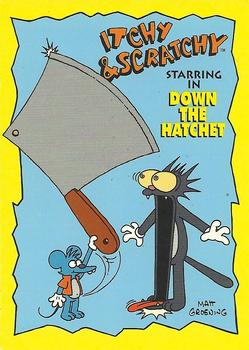 I5 Down the Hatchet (Skybox 1994) front.jpg