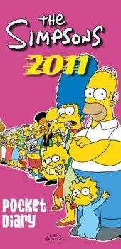 The Simpsons 2011 Pocket Diary.jpg