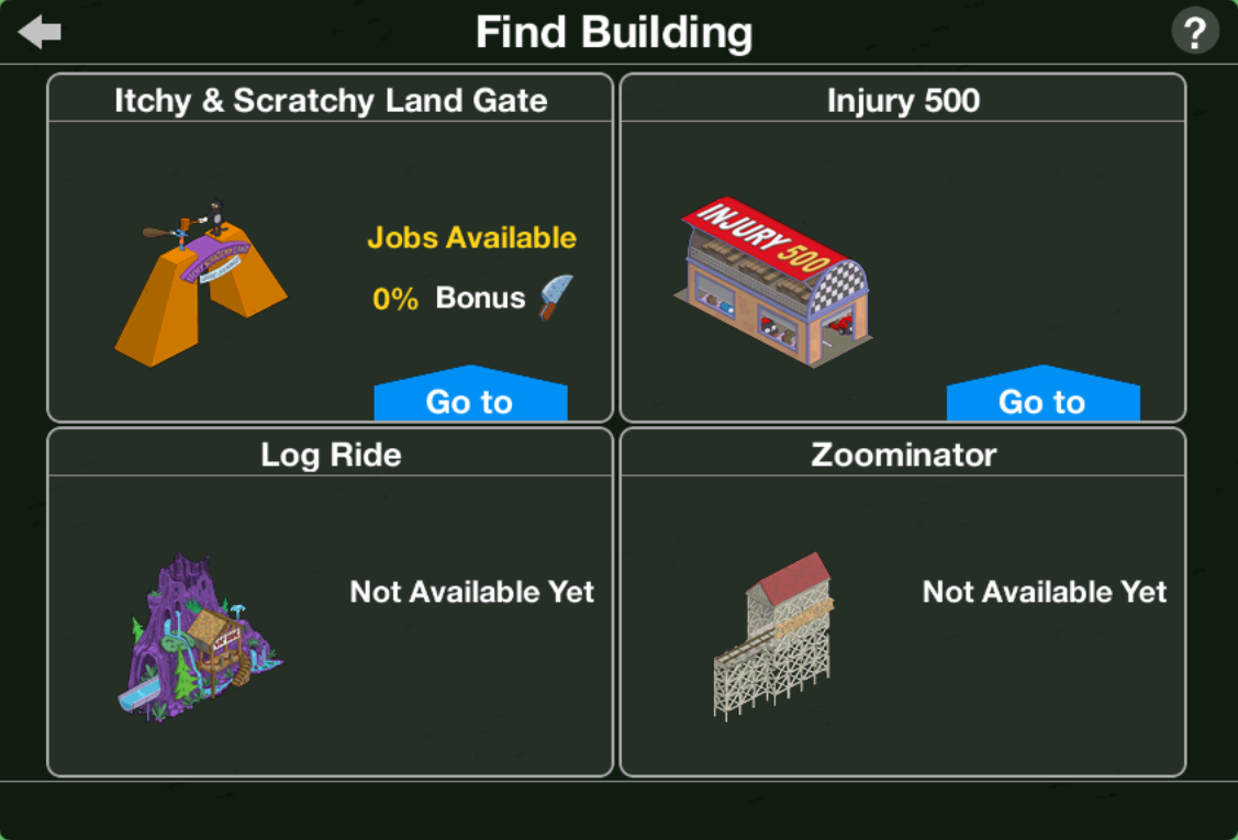 Itchy & Scratchy Land Find Building.png
