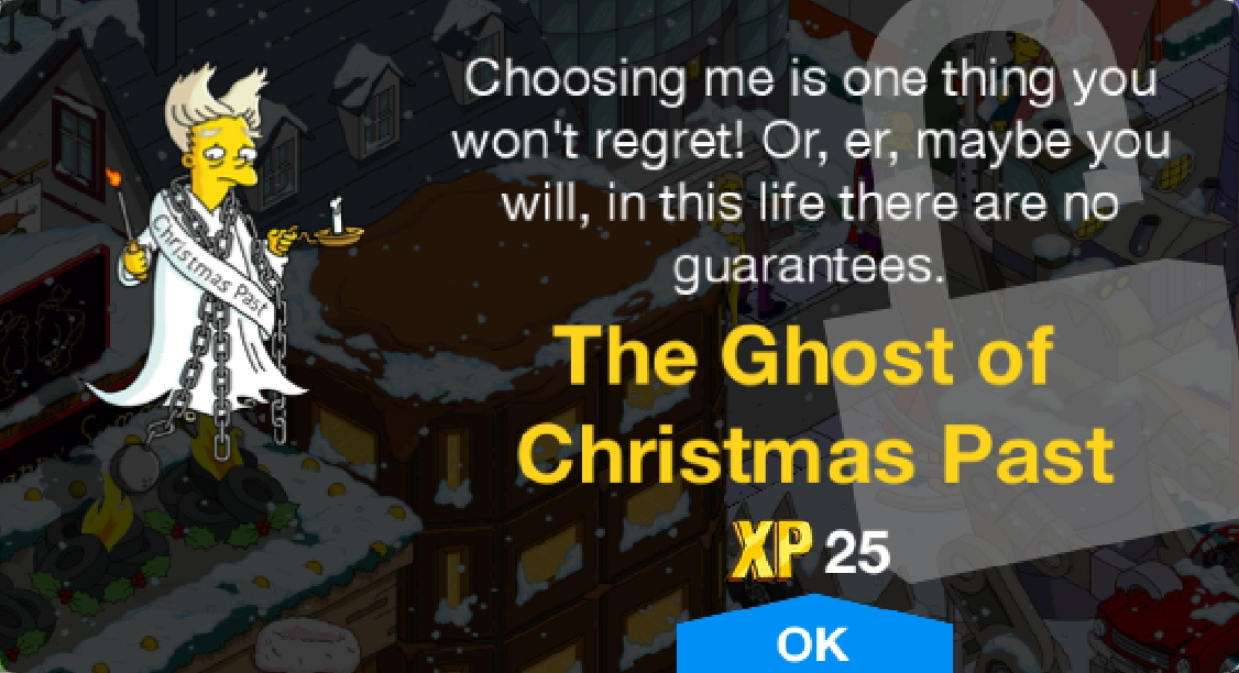 The Ghost of Christmas Past Unlock.png