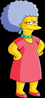 Simpsons lesbisk sex