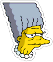 Tapped Out Mrs. Bouvier Icon.png