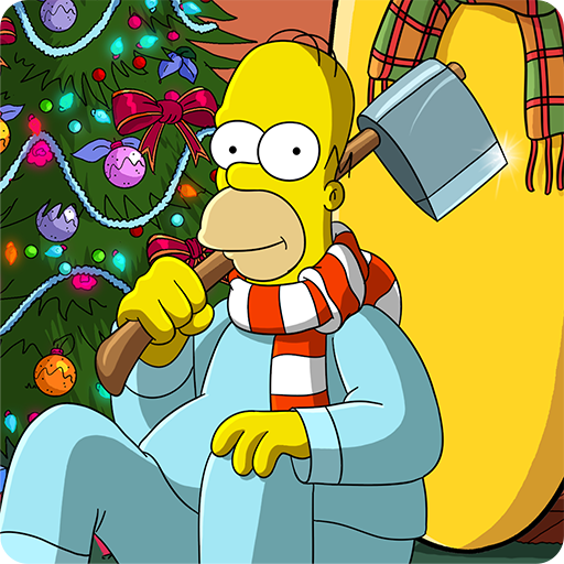 A Simpsons Christmas Special App Icon.png