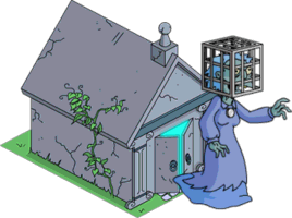 Tapped Out Mausoleum + Zombie.png