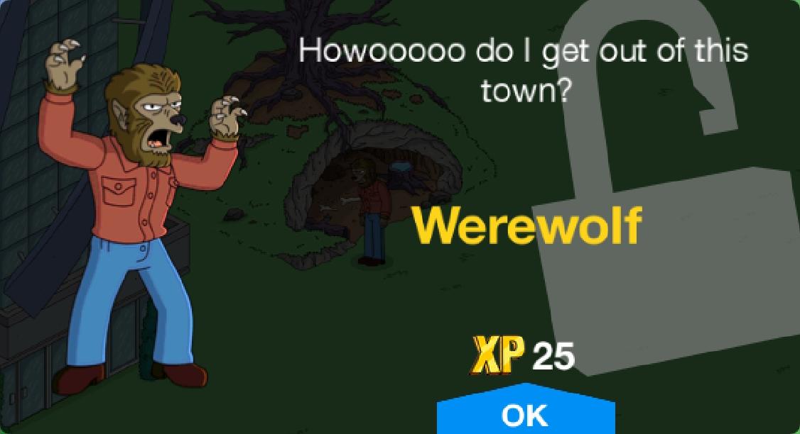 Werewolf Unlock.png