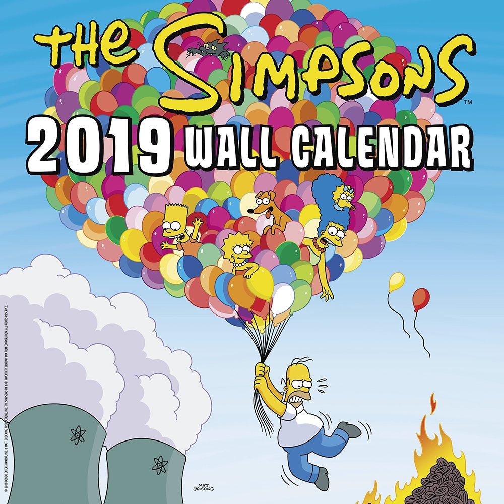 The Simpsons 2019 Wall Calendar v2.jpg
