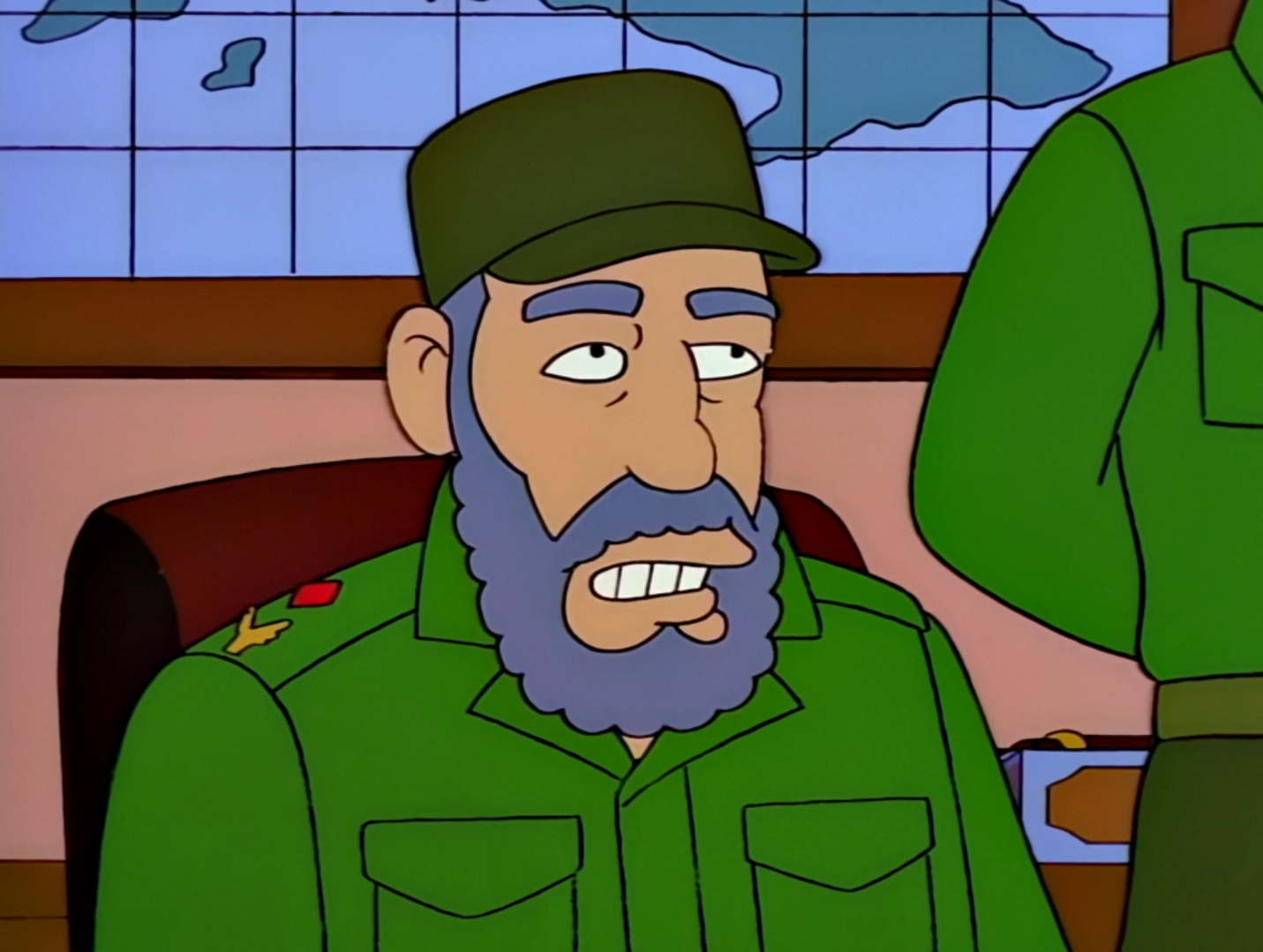 Fidel Castro Wikisimpsons The Simpsons Wiki
