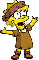 Tapped Out Lisa Dance Around the Bonfire.png
