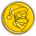 Tapped Out Santa Coin.png