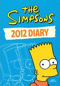 The Simpsons 2012 Diary.jpg