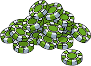 Tapped Out 100 Green Chip.png