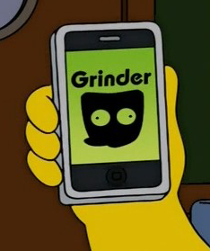 Grinder The Wikisimpsons Wiki - Simpsons
