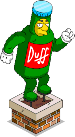 Tapped Out Surly Duff Topiary.png