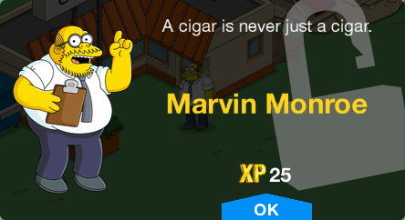 Tapped Out Marvin Monroe Unlock.png