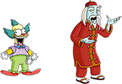 Evil Shopkeeper & Talking Krusty Doll.png
