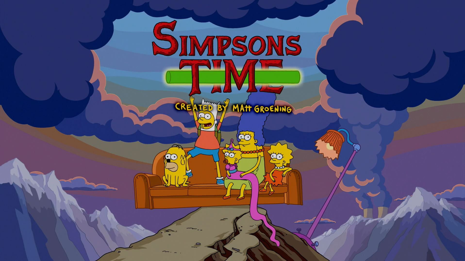 Simpsons Time couch gag.png
