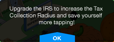 IRS Upgrade Message.png
