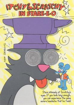P2 Itchy & Scratchy in Stare-E-O (Skybox 1994) front.jpg