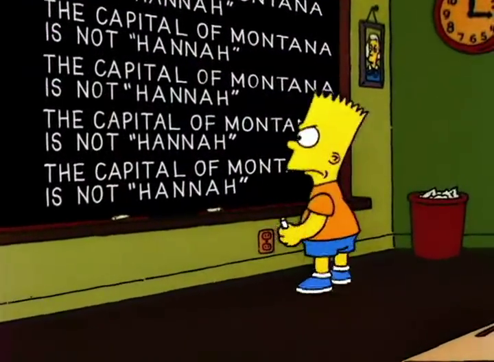 Eternal Moonshine of the Simpson Mind Chalkboard Gag.png