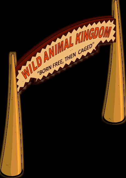Wild Animal Kingdom Sign.png