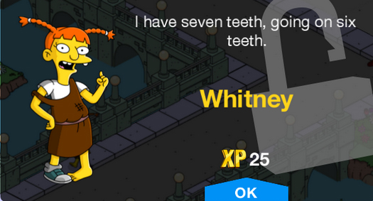 Tapped Out Whitney Spuckler New Character.png