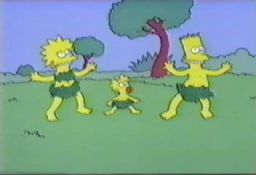 Idea bart lisa simpson naked obviously were