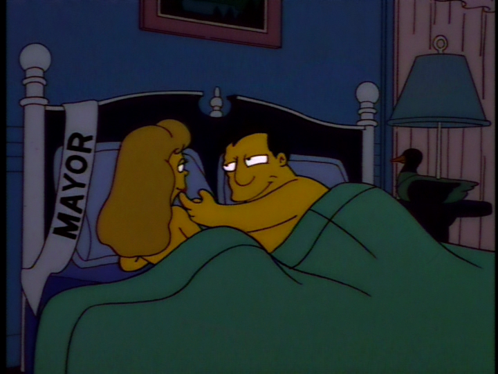 Bart Gets Famous Miss Springfield and Joe Quimby.png