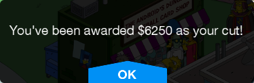 Tapped Out Heist Message.png