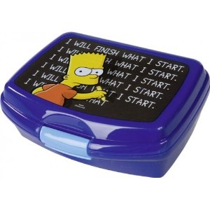 The Simpsons Lunch Boxes Wikisimpsons The Simpsons Wiki