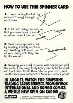 Instruction card for B5 (Skybox 1994) front.jpg