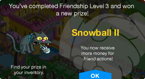 Tapped Out Snowball II unlock (FP).png