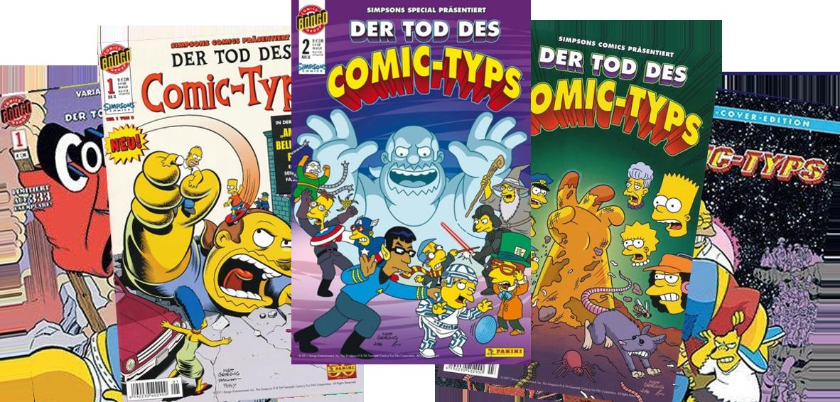 Comic Book Guy German logo.png