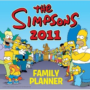 The Simpsons 2011 Family Planner.jpg