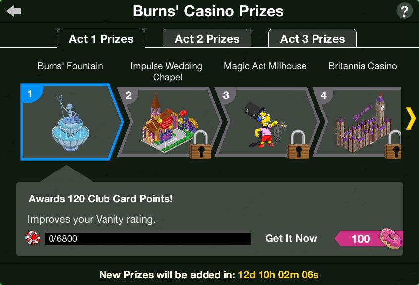 TSTO Burns' Casino Act 1 Prizes.png