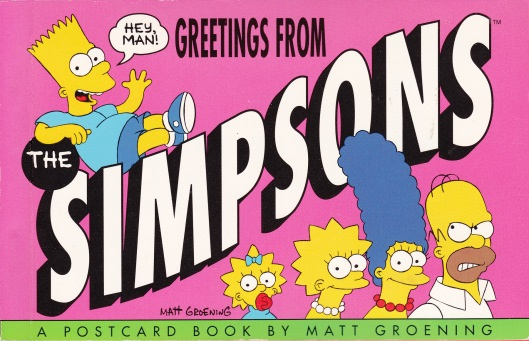 Greetings from the Simpsons 1990.jpg