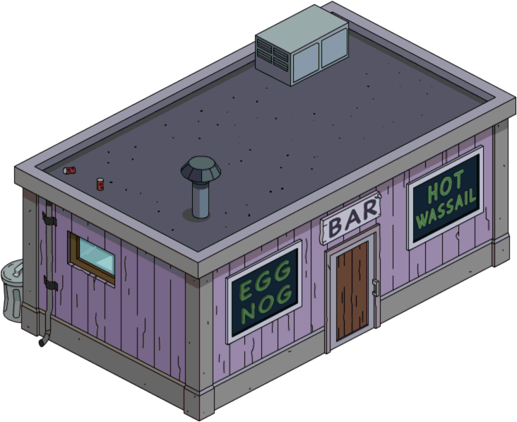 Tapped Out Egg Nog Bar.png