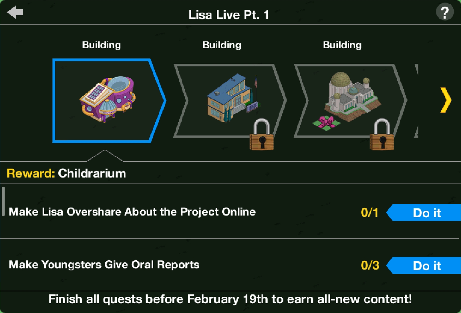 Love, Springfieldian Style Act 1 Prizes.png