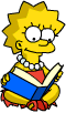 Tapped Out Lisa Read a Book.png