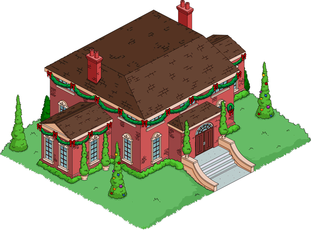 Christmas Wolfcastles Mansion melted.png