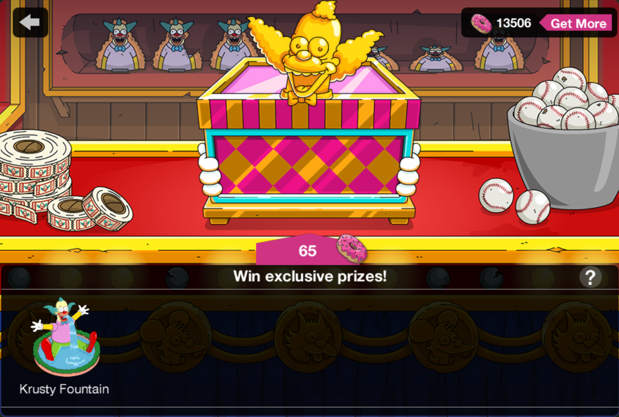 Krustyland Mystery Box Screen.png